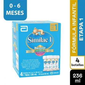 EROXIM SOLUCION ORAL 4 SBS